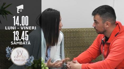 "Mireasa Sezonul 4, 30 septembrie 2021. Andrada, confesiune la Victor: ""Am făcut videochat"""