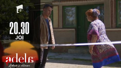 Adela sezonul 2, episodul 13, 30 septembrie 2021. Procurorul Lașcu sapă în curtea lui Mitu și a Nuțicăi după cadavrul lui Traian