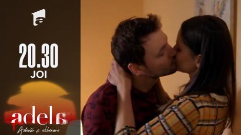 Adela sezonul 2, episodul 13, 30 septembrie 2021. Andreea și Adi sunt surprinși în pat de Luca