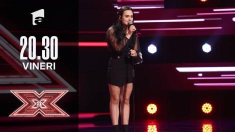 X Factor sezonul 10, 1 octombrie 2021. Jurizare Sofia Cagno