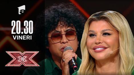X Factor sezonul 10, 1 octombrie 2021. Melvin Hernandez - James Ingram - Just Once