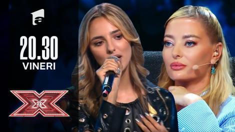 X Factor sezonul 10, 1 octombrie 2021. Angelina Smintina - Mira - Uit de tine