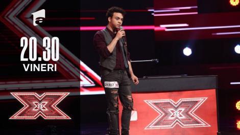 X Factor sezonul 10, 1 octombrie 2021. Jurizare Robert Reamzey