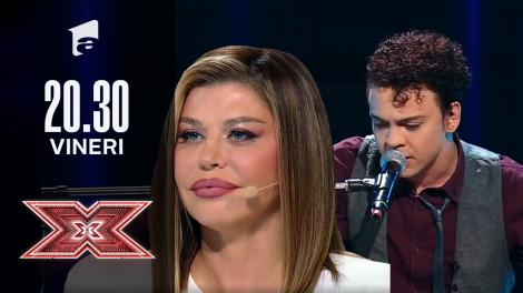 X Factor sezonul 10, 1 octombrie 2021. Robert Reamzey - Hozier - Take Me To Church
