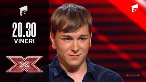 X Factor sezonul 10, 1 octombrie 2021. Jurizare Cătălin Andrei Budea