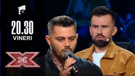 X Factor sezonul 10, 1 octombrie 2021. Alexandru Viorel Mirică - Leonard Cohen - Hallelujah