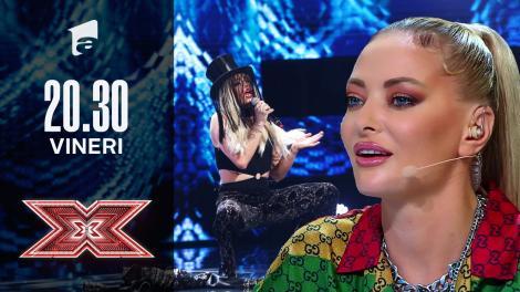 X Factor sezonul 10, 1 octombrie 2021. Mihai Ilarion Pencea - Drag Queen Show