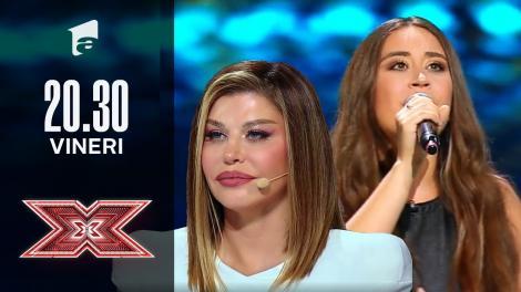 X Factor sezonul 10, 1 octombrie 2021. Ainhoa Sanchez Millan - Andra Day - Rise Up