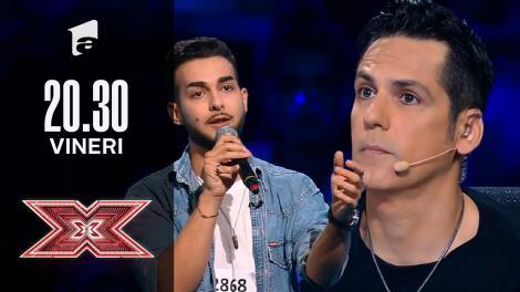 X Factor sezonul 10, 1 octombrie 2021. Andrei Duțu - Kodaline - All I Want
