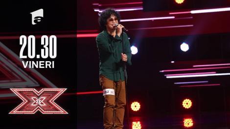 X Factor sezonul 10, 1 octombrie 2021. Jurizare Melvin Hernandez