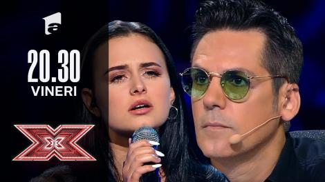 X Factor sezonul 10, 1 octombrie 2021. Sofia Cagno - Naughty Boy - Runnin'