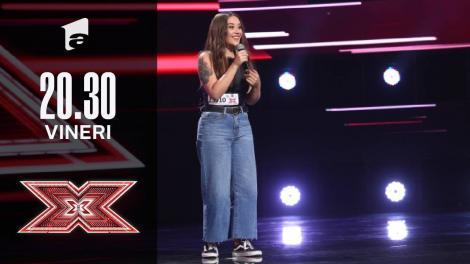 X Factor sezonul 10, 1 octombrie 2021. Jurizare Ainhoa Sanchez Millan