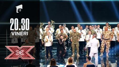 X Factor sezonul 10, 1 octombrie 2021. Invictus - The Script - Hall of Fame, Joan Jett - I Love Rock 'n' Roll