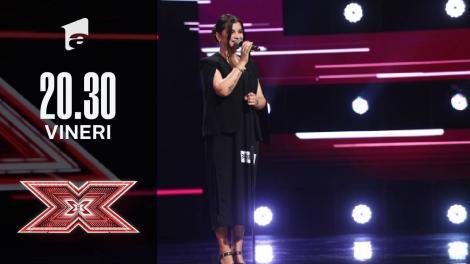 X Factor sezonul 10, 1 octombrie 2021. Jurizare Nika Prodan