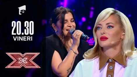 X Factor sezonul 10, 1 octombrie 2021. Nika Prodan - Destiny's Child - Stand Up for Love