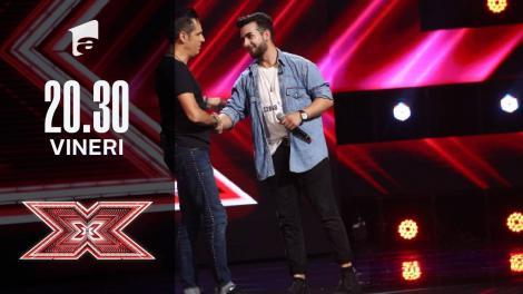 X Factor sezonul 10, 1 octombrie 2021. Jurizare Andrei Duțu