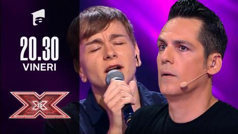 X Factor sezonul 10, 1 octombrie 2021. Cătălin Andrei Budea - Roxen - Amnesia