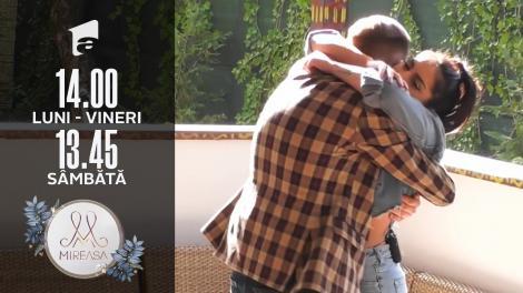 Gala Mireasa Sezonul 4, 2 octombrie 2021. Petrică și Ela, în orice oftat, o eternitate! Când s-au privit, au lăcrimat și s-au abandonat iubirii