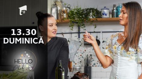 Hello Chef, sezon 2, episod 6. Rețeta de chifteluțe din pulpă de rață a la Chef Roxana Blenche. Ingrediente și mod de preparare