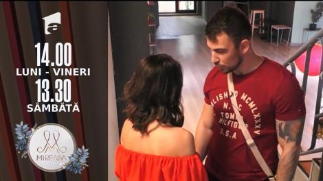Mireasa Sezonul 4, 4 octombrie 2021. Scandal între Victor și Andrada: Ești nebună? Ești paranoică?