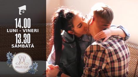 """Mireasa Sezonul 4, 4 octombrie 2021. Victor, despre sărutul lui Petrică cu Ela: """"Sărută bine!"""""""