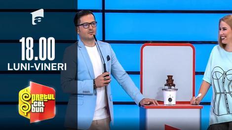 Preţul cel bun sezonul 1, 5 octombrie 2021. Replici amuzante între Liviu Vârciu și Andrei Ștefănescu