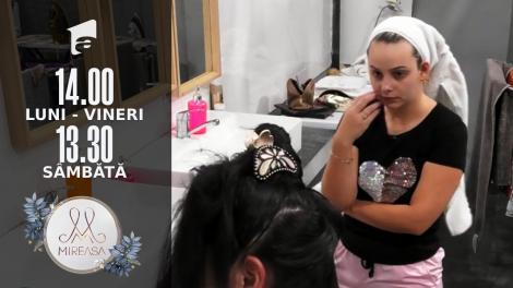 """Mireasa Sezonul 4, 5 octombrie 2021. Maria l-a visat pe Alexandru: """"Îl sărutăm!"""""""