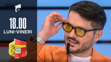 Preţul cel bun sezonul 1, 6 octombrie 2021. Porecla pe care i-a dat-o Andrei Ștefănescu lui Liviu Vârciu
