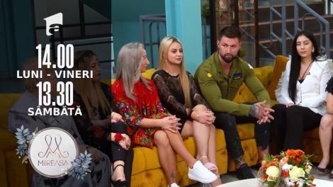Mireasa Sezonul 4, 6 octombrie 2021. Maria așteaptă de la Marius sinceritate și determinare!