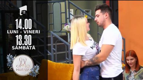 Mireasa Sezonul 4, 6 octombrie 2021. Raluca și Ion, din ce în ce mai apropiați!