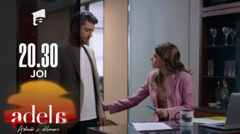 Adela sezonul 2, episodul 16, 7 octombrie 2021. Mihai nu agreează decizia lui Florin de a reveni în casa Andronic