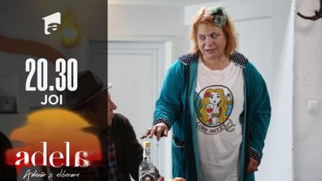 Adela sezonul 2, episodul 15, 7 octombrie 2021. Discuție aprinsă între Nuți și Ana Maria: Mi-ai furat fata acum 23 de ani și mi-o furi în continuare!