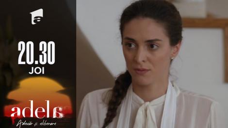 """Adela sezonul 2, episodul 15, 7 octombrie 2021. Martha neagă faptul că l-a otrăvit pe Florin! """"Cum să fac așa ceva?!"""""""