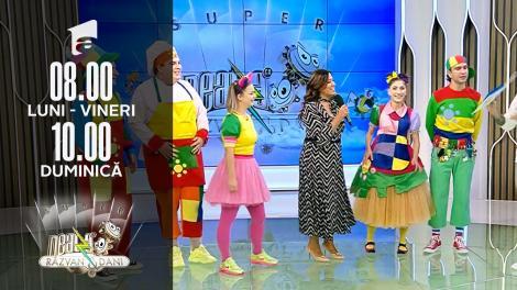 Super Neatza, 7 octombrie 2021. Casa Zurli revine cu un nou sezon la Antena1