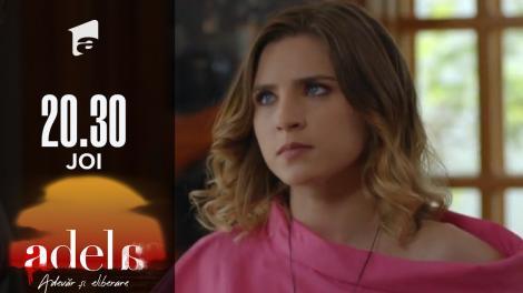 """Adela sezonul 2, episodul 16, 7 octombrie 2021. Livia îl alungă pe Adi din casă! """"Ai o oră să strângi toate lucrurile"""""""