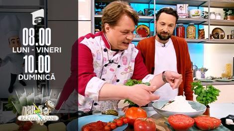 Super Neatza, 7 octombrie 2021. Rețeta lui Vlăduț - Pizza margherita