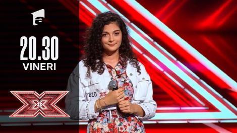 X Factor sezonul 10, 8 octombrie 2021. Jurizare Delia Andreea Racu