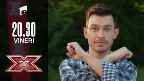 X Factor sezonul 10, 8 octombrie 2021. Jurizare Florin Iordache