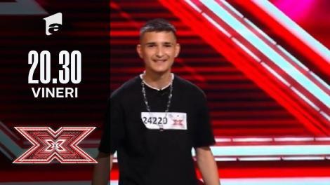 X Factor sezonul 10, 8 octombrie 2021. Jurizare Cătălin Stângă