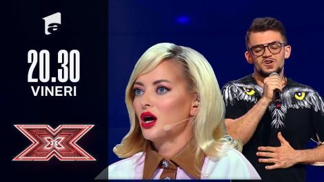 X Factor sezonul 10, 8 octombrie 2021. Edson D'Alessandro - Jeff Buckley - Hallelujah