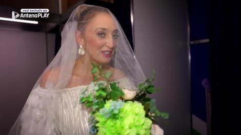 eXtra Factor - Episodul 7: Ilona Brezoianu a făcut nunta în platoul XFactor