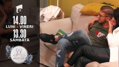 Gala Mireasa Sezonul 4, 9 octombrie 2021. Ela, încurajări la adresa lui Petrică!