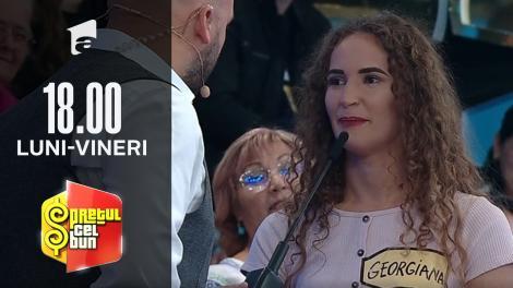 Preţul cel bun sezonul 1, 10 octombrie 2021. Georgiana face rugby și l-a lăsat cu gura căscată pe Andrei Ștefănescu