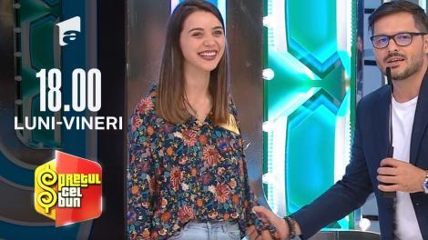 Preţul cel bun sezonul 1, 12 octombrie 2021. Alexandra l-a uimit pe Liviu Vârciu: Sunt din Boțârlău