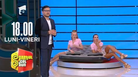 Preţul cel bun sezonul 1, 12 octombrie 2021. Iuliana Luciu l-a surprins pe Liviu Vârciu: îndeplinim cât mai multe dorințe