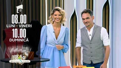 """Super Neatza, 13 octombrie 2021. Adriana a avut noroc la jocul """"Prețul cel bun"""". Ce a câștigat"""