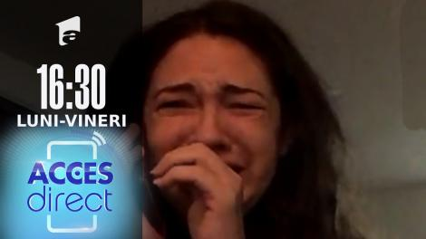 Acces Direct, 13 octombrie 2021. Iulia de la Abracadabra luptă să-și salveze mama bolnavă de Covid!