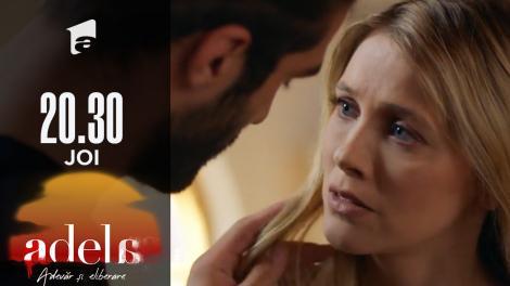 Adela sezonul 2, episodul 18, 14 octombrie 2021. Lucian și Mona, discuție aprinsă: Nu am vrut copilul de la început!