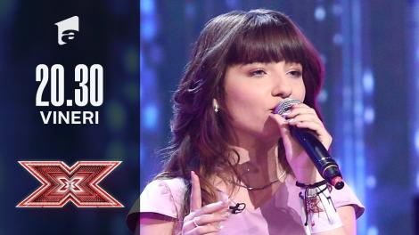 X Factor sezonul 10, 15 octombrie 2021. Ilona Andreea Necula: Britney Spears - Oops, I Did It Again