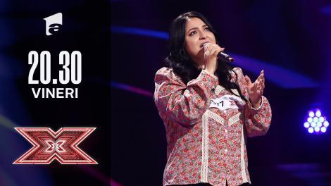 X Factor sezonul 10, 15 octombrie 2021. Mirela Cicu: Jessie J - Flashlight și Lewis Capaldi - Someone You Loved